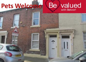 Thumbnail 2 bed terraced house to rent in Sybil Street, Carlisle, Carlisle, Cumbria