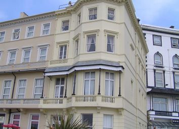 Thumbnail 3 bed flat to rent in Carlisle Parade, Hastings