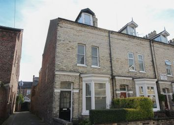 Thumbnail 4 bedroom terraced house to rent in Claremont Terrace, York