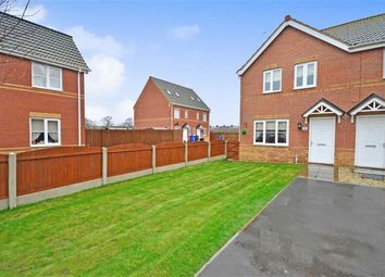 Thumbnail 3 bed semi-detached house for sale in Birch Grove, Old Goole