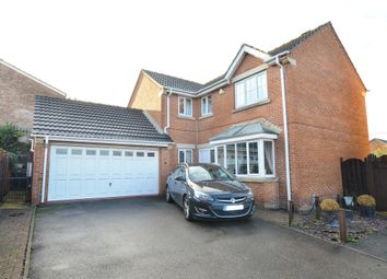 Thumbnail 4 bed detached house for sale in Kirkland Gardens, Barnsley