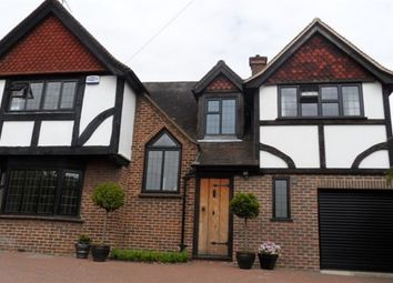 Thumbnail 4 bed detached house to rent in Bullfinch Lane, Riverhead, Sevenoaks