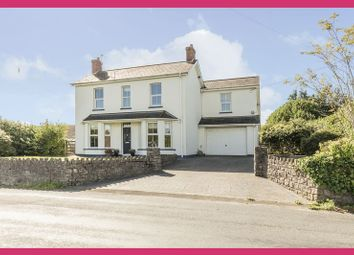 Thumbnail 4 bed detached house for sale in St. Brides Road, Magor, Caldicot