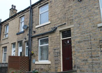 Thumbnail 2 bedroom terraced house for sale in Crosland Street, Crosland Moor, Huddersfield