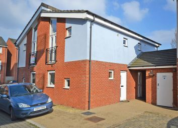 Thumbnail 1 bed terraced house for sale in Stylish Modern House, Ariel Close, Newport