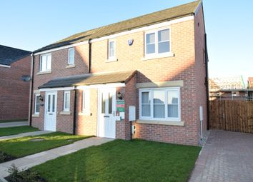 Thumbnail 3 bedroom semi-detached house to rent in Ruby Street, Wakefield