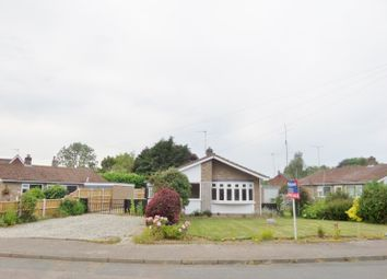 Thumbnail 4 bed detached bungalow for sale in Poplar Drive, Filby
