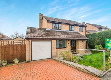 Thumbnail 4 bedroom detached house for sale in Beechleigh Close, Greenmeadow, Cwmbran