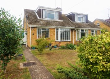 Thumbnail 2 bed property for sale in The Close, Northampton