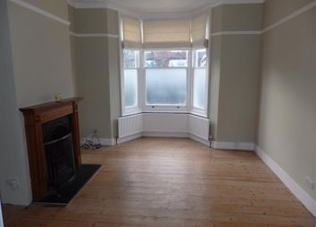Thumbnail 3 bed property to rent in Vernon Road, Hornsey