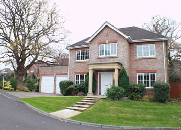Thumbnail 5 bed detached house for sale in Danehurst Place, Locks Heath, Southampton