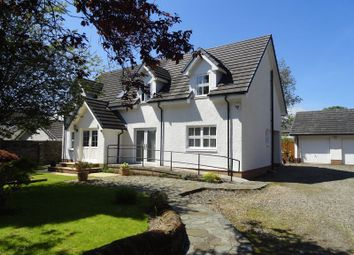 Thumbnail 5 bed detached house for sale in Clydeshore Road, Dumbarton