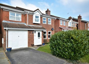 Thumbnail 5 bed detached house for sale in Laurel Gardens, Locks Heath