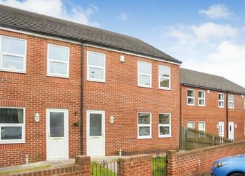 Thumbnail 3 bed semi-detached house for sale in Brancepeth Place, Shildon, Durham