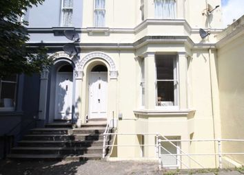 Thumbnail 1 bed flat for sale in Sussex Place, The Hoe