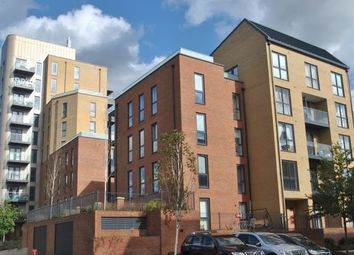 Thumbnail 1 bed flat for sale in Hallington Court, Brannigan Way, Edgware, Middlesex
