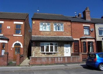 Thumbnail 4 bed end terrace house for sale in Dovecote Road, Eastwood, Nottingham