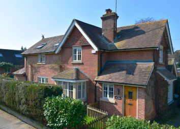 Thumbnail 4 bedroom detached house for sale in Lilac Cottage, Old Newtown Road, Newbury