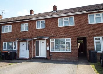 Thumbnail 3 bed terraced house for sale in Tithe Farm Road, Houghton Regis, Dunstable, Bedfordshire
