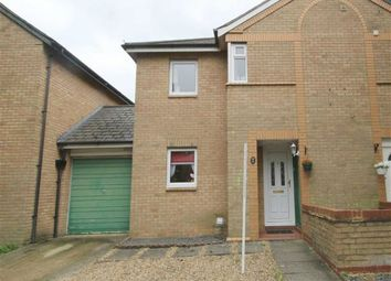 Thumbnail 3 bed property for sale in Quantock Crescent, Emerson Valley, Milton Keynes