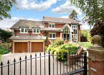 Thumbnail 6 bed detached house for sale in Cathedral Court, Off King Harry Lane, St Albans, Hertfordshire