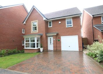 Thumbnail 4 bed detached house for sale in Barmston Road, Washington