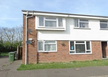 Thumbnail 1 bedroom flat to rent in Bure Drive, Witham