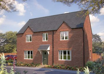 "Thumbnail 4 bed detached house for sale in ""The Montpellier"" at Oxford Road, Bodicote, Banbury"
