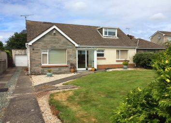 Thumbnail 4 bed detached bungalow for sale in Westhill Avenue, Milford Haven, Pembrokeshire