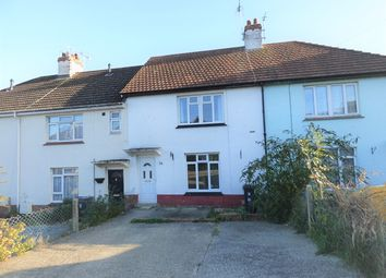 Thumbnail 2 bed terraced house for sale in Courtenay Drive, Colyton
