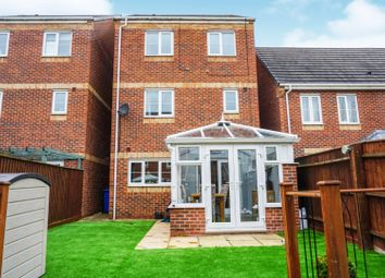 Thumbnail 4 bed detached house for sale in Hobson Drive, Derby