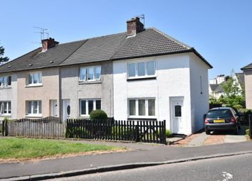 Thumbnail 3 bed end terrace house for sale in Robert Burns Avenue, Clydebank