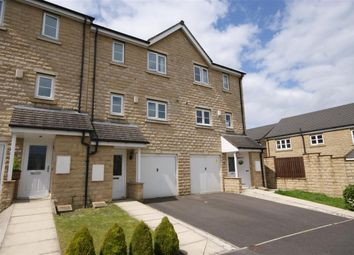 Thumbnail 4 bed town house for sale in Spruce Drive, Northowram, Halifax