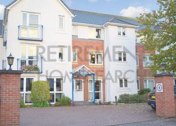 Thumbnail 1 bed flat for sale in Carousel Court, Exeter