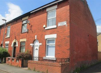 Thumbnail 2 bed end terrace house for sale in Woodhouse Street, Gorton, Manchester