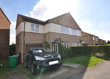 Thumbnail 3 bed semi-detached house to rent in Britannia Avenue, Basford, Nottingham