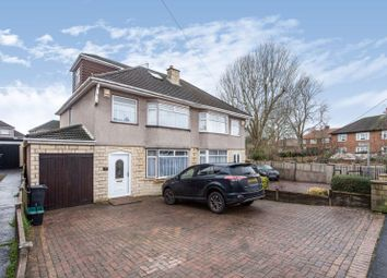 Thumbnail 5 bed semi-detached house for sale in Counterpool Road, Kingswood, Bristol