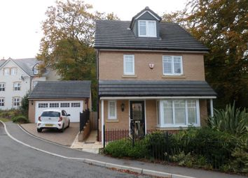 Thumbnail 4 bed detached house to rent in York Rise, Bideford