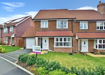 Thumbnail 4 bedroom semi-detached house for sale in Hawthorn Way, Billingshurst, West Sussex