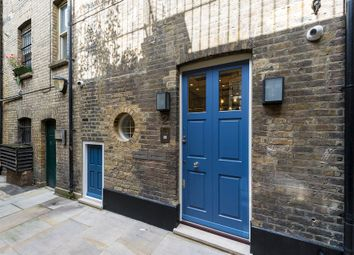 Thumbnail 1 bed flat for sale in Cloth Court, London