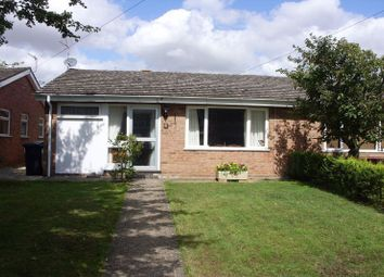 Thumbnail 2 bed semi-detached bungalow for sale in Wells Road, Riseley, Bedford