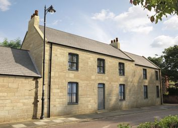 Thumbnail 4 bedroom barn conversion for sale in West Farm Steading, Earsdon Village