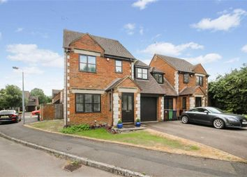 Thumbnail 3 bed link-detached house for sale in Huntsland, Royal Wootton Bassett, Wiltshire