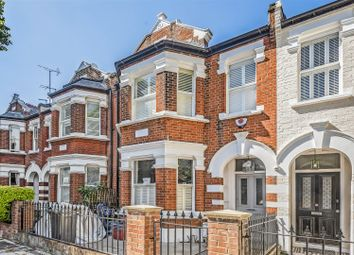 Silver Crescent, London W4. 4 bed terraced house