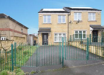 Thumbnail 2 bed semi-detached house to rent in Woodhouse Way, Hainworth Shaw, Keighley