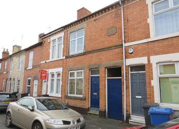 Thumbnail 3 bed terraced house for sale in Manchester Street, Derby
