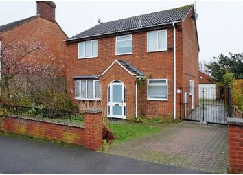 Thumbnail 4 bed detached house for sale in Palm Road, Rushden