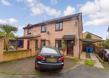 Thumbnail 2 bed semi-detached house for sale in Fossdale Close, Howdale Road, Hull