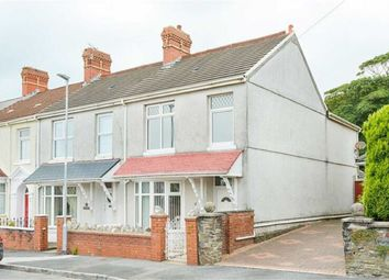 Thumbnail 3 bed end terrace house for sale in Gower View, Llanelli