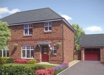 Thumbnail 3 bed semi-detached house for sale in The Longford, Gloucester Street, Atherton, Manchester